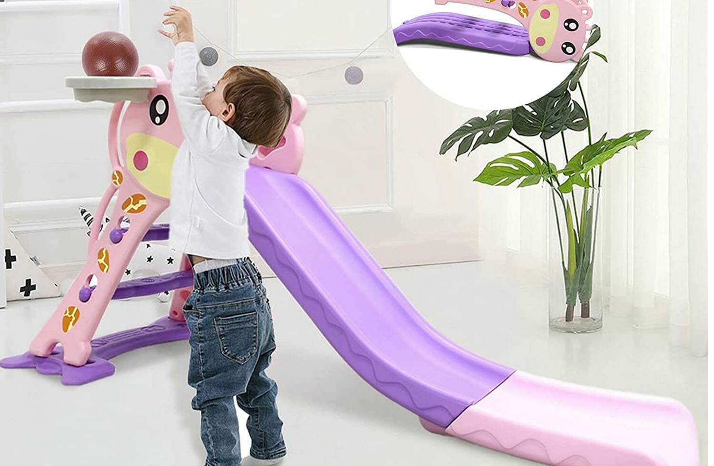 Best Freestanding Folding Slides for kids