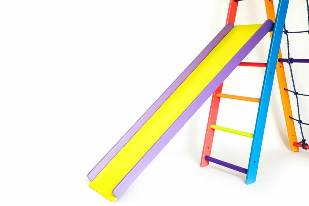 Best play slides for kids with climbers
